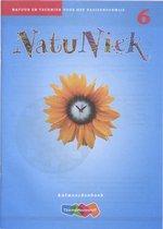 Boek cover NatuNiek groep 6 Antwoordenboek van Karin Janssen