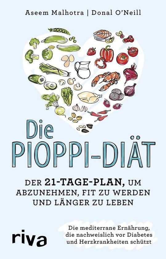 Boek cover Die Pioppi-Diät van Donal ONeill (Onbekend)