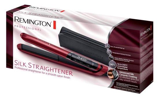 Remington S9600 Silk Slim - Stijltang