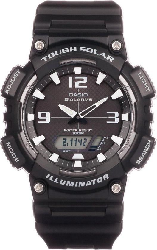 Casio AQ-S810W-1AVEF - Horloge - 46.6 mm - Kunststof - Zwart