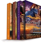 Omslag The Law and Disorder Boxset (Three Complete Historical Western Romance Novels in One)