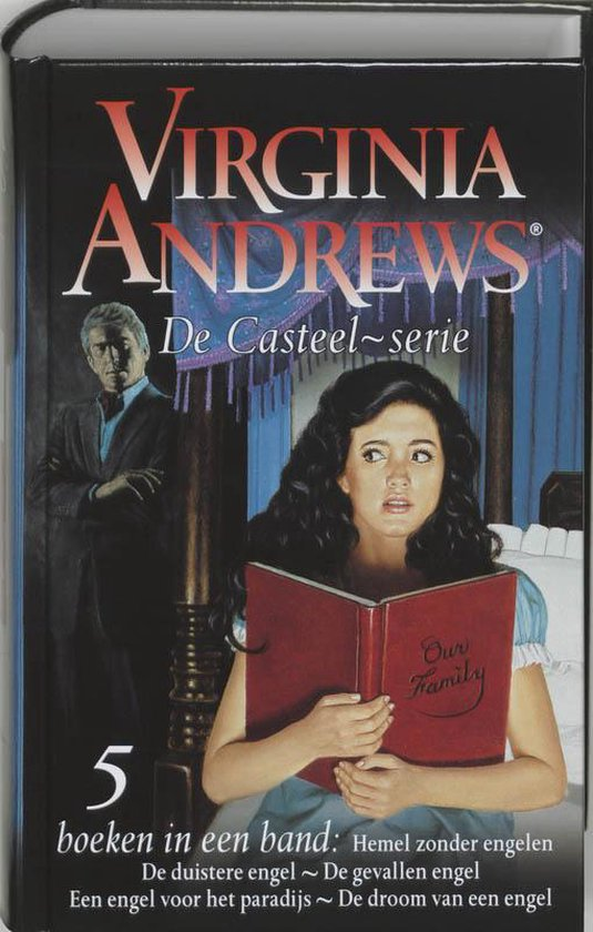 De Casteel-serie omnibus - Virginia Andrews  