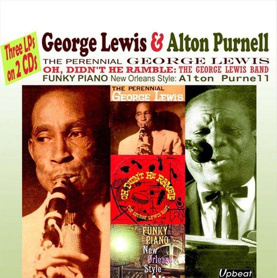 Perennial George Lewis