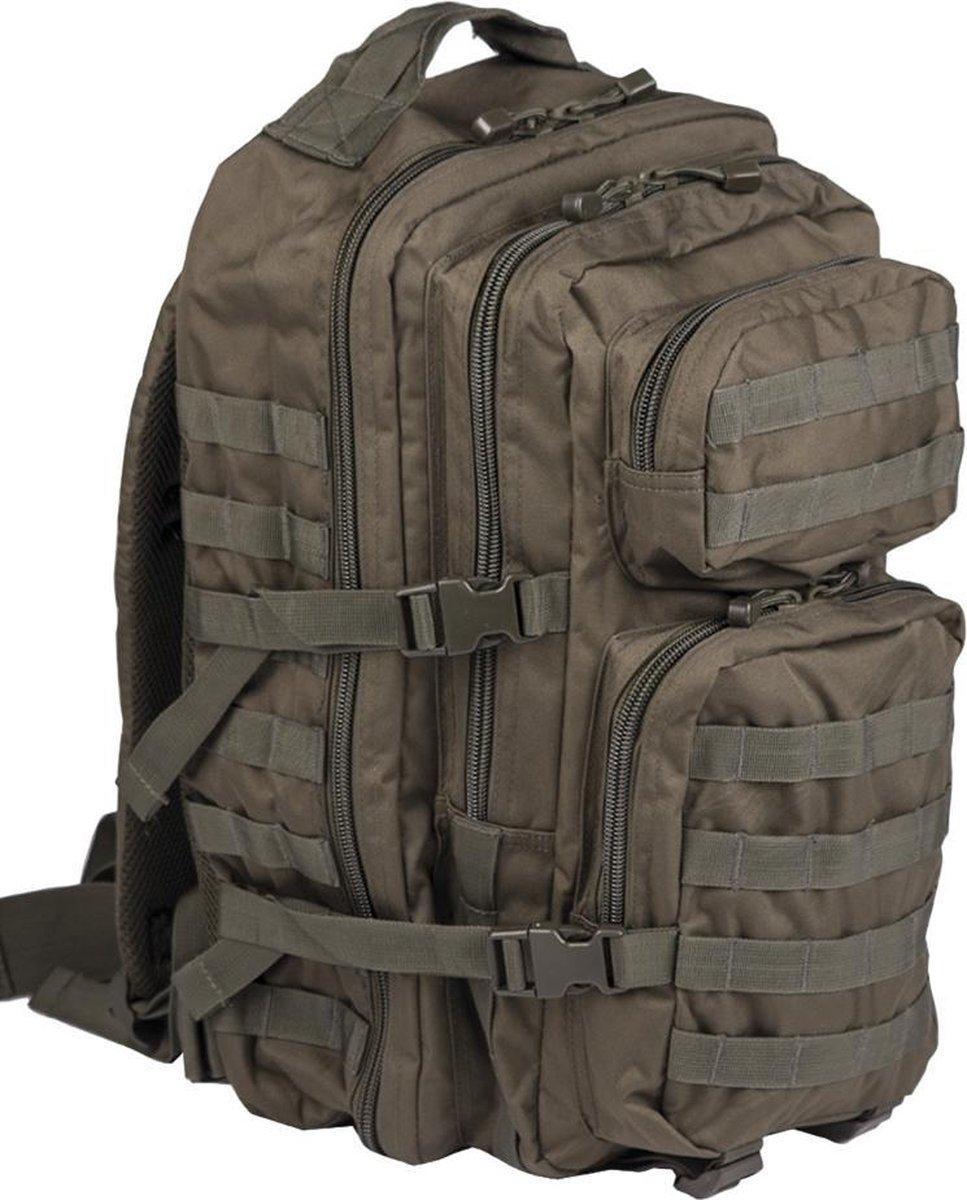 US Assault Molle Backpack - Rugzak - 36 Liter - Olive