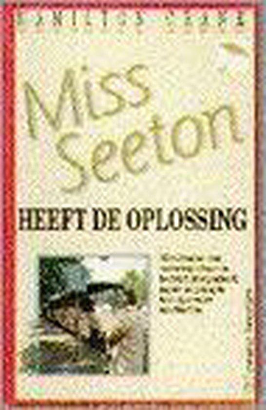 Miss seeton heeft de oplossing - Crane  
