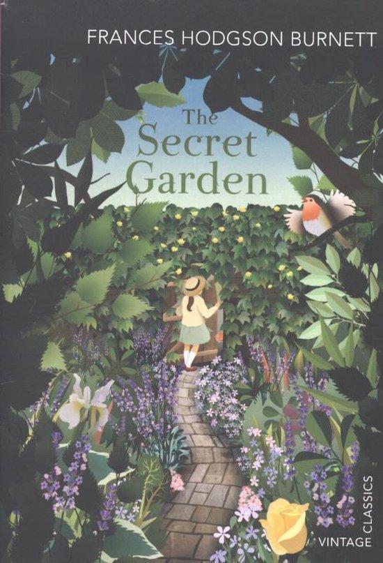 Boek cover The Secret Garden van Frances Hodgson Burnett (Paperback)