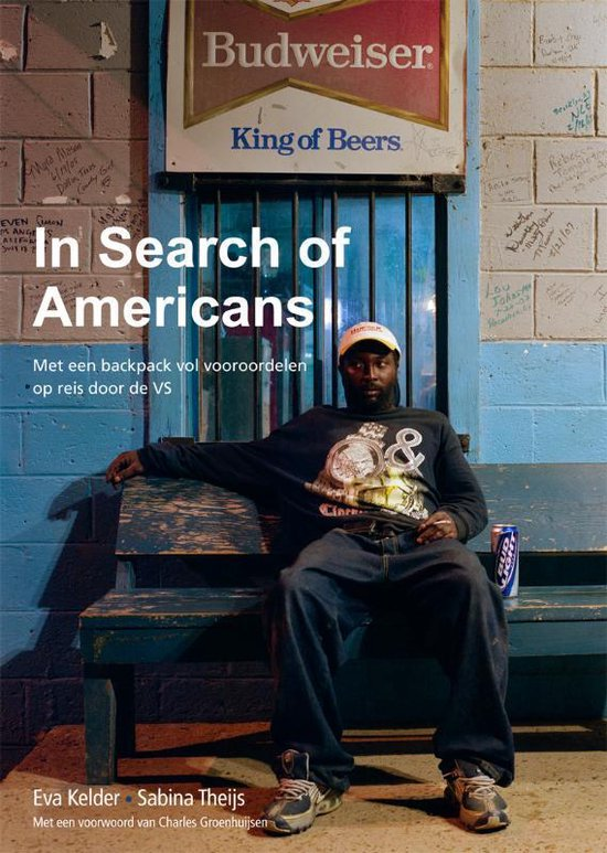 In Search Of Americans - Eva Kelder |