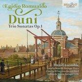 Duni: Trio Sonatas Op.1