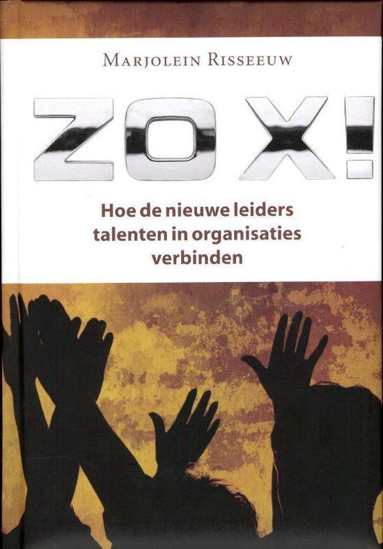 Zo X! - Marjolein Risseeuw |