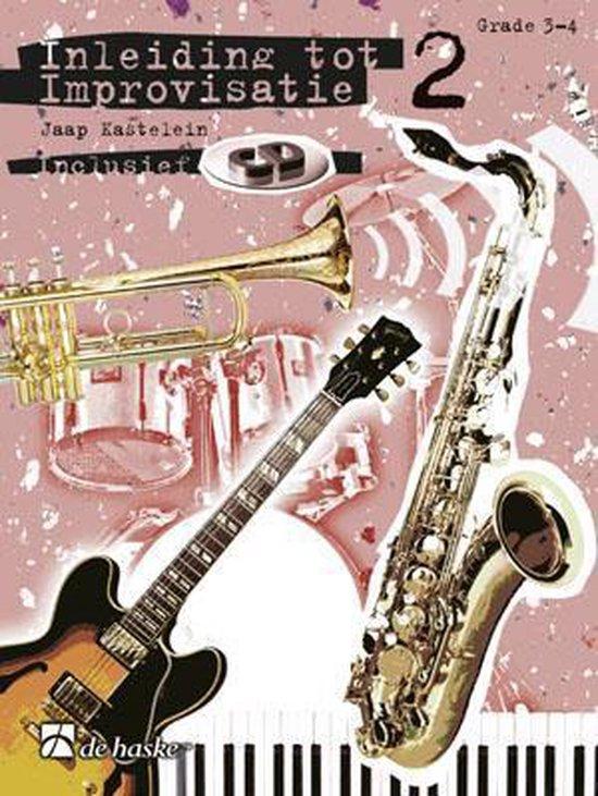 2 Basgitaar Inleiding tot improvisatie - J.J.P. Kastelein |