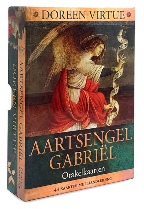 Aartsengel Gabriël 0rakelkaarten - Doreen Virtue | Fthsonline.com