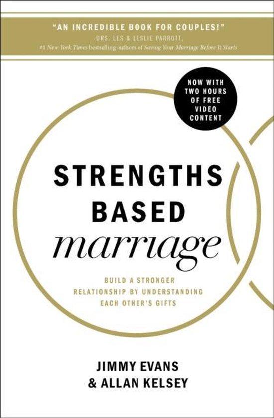 Afbeelding van Strengths Based Marriage