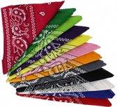 Zac's Alter Ego Bandana Paisley pack Mondkapje Multicolours
