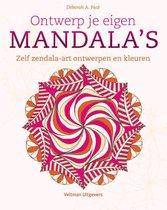 Ontwerp uw eigen mandala's. Zelf zendala-art ontwerpen en kleuren