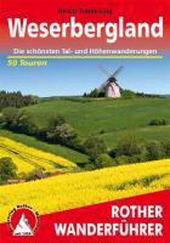 Cover van het boek 'Weserbergland'