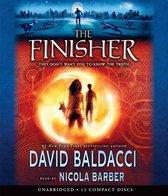 Omslag The Finisher (Vega Jane, Book 1) - Audio