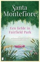 Boek cover Een liefde in Fairfield Park van Santa Montefiore (Paperback)