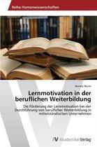 Lernmotivation in der beruflichen Weiterbildung