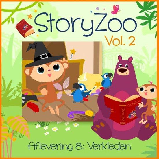 StoryZoo Vol. 2 8 - Verkleden - Storyzoo |