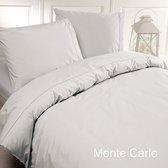 Papillon Monte Carlo - Dekbedovertrek - Lits-jumeaux - 240x200/220 cm  cm - Wit