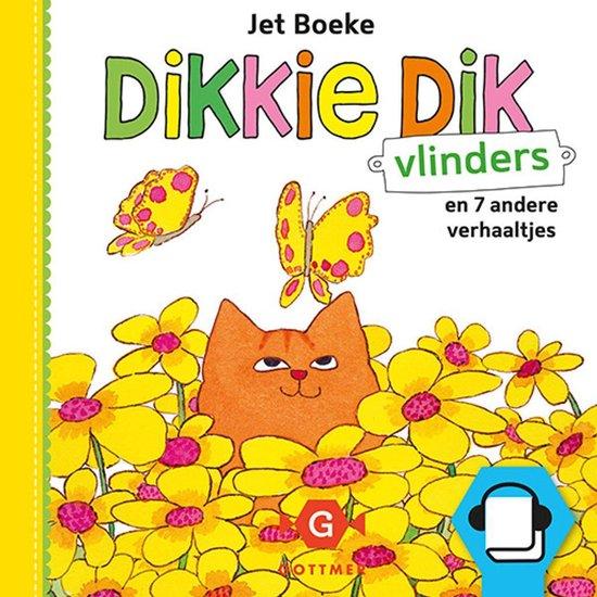 Boek cover Vlinder en 7 andere verhaaltjes van Jet Boeke (Onbekend)