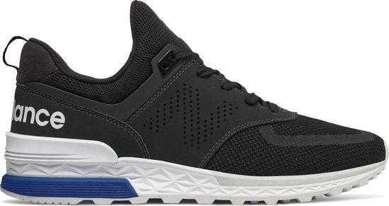 New Balance 574 Sport Sneakers - Maat 44.5 - Mannen - zwart
