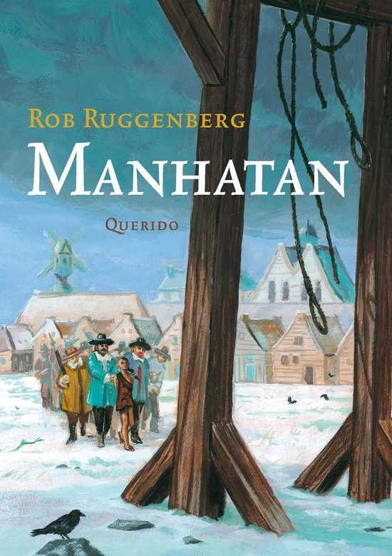 Manhatan - Rob Ruggenberg pdf epub