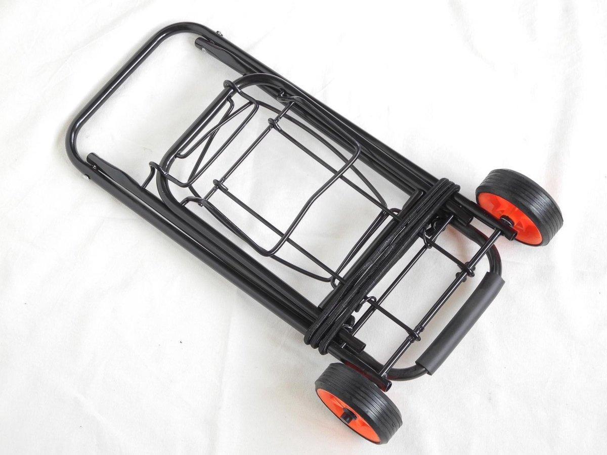 Hofftech Trolley Steekwagen - Opvouwbaar - Lichtgewicht - 5x30x80cm