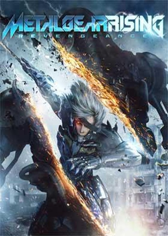 Metal Gear Rising: Revengeance – Windows Download