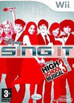 Sing It: High School Musical 3: Senior Year - Wii