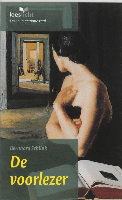 Boek cover De voorlezer van Bernhard Schlink (Paperback)