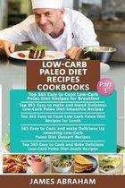 Low-Carb Paleo Diet Recipes Cookbooks