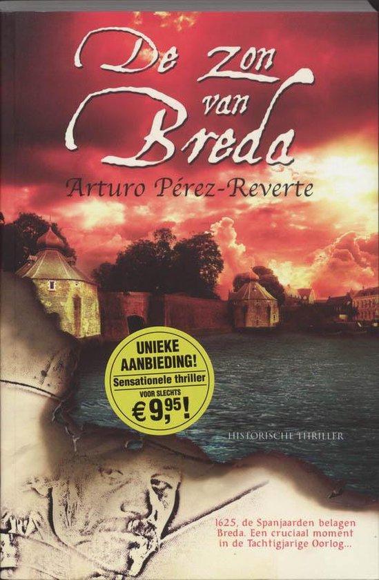 De zon van Breda - A. Pérez-Reverte |