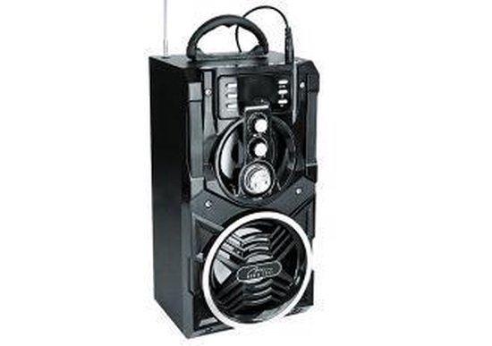Media-Tech Partybox Karaoke functie inclusief microfoon Bluetooth