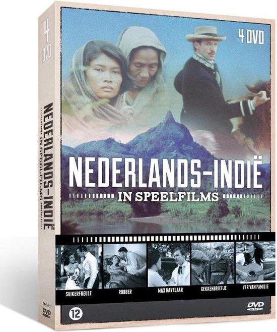 Cover van de film 'Nederlands-Indië In Speelfilms'