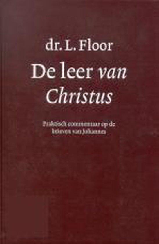 De Leer Van Christus - Floor, L. pdf epub