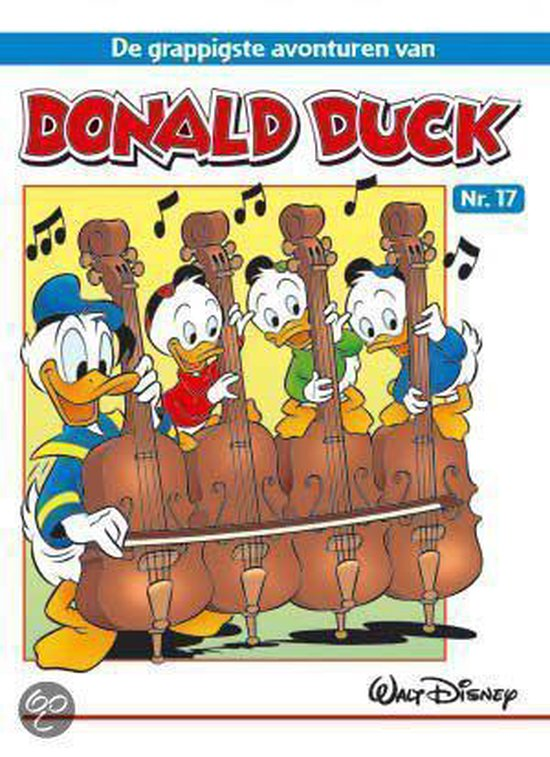 Donald Duck Grappigste Avont 0017 - Disney |