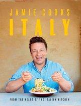 Boekomslag van 'Jamie Cooks Italy'