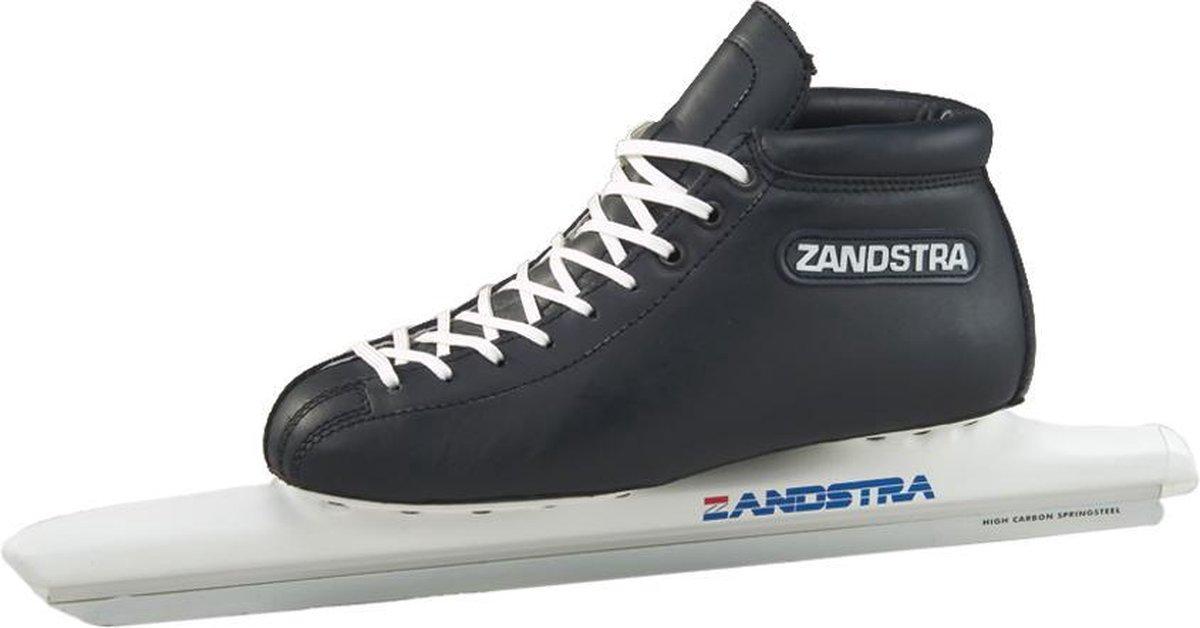 Zandstra Blauw - Leren Noor/Schaats/Norenschaatsen - maat 45