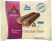 Atkins Endulge Chocolade Break - Maaltijdreep