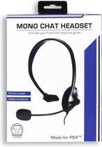 Qware - Gaming - mono - koptelefoon - hoofdtelefoon - headset - chat headset - Playstation 4 -  Playstation 5