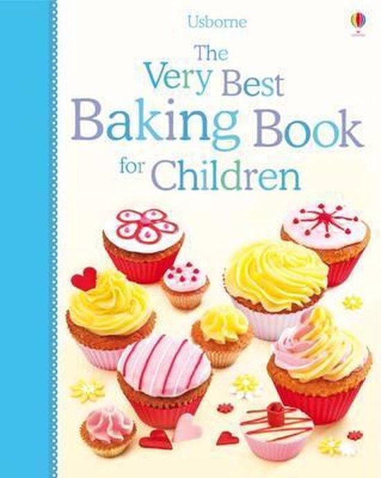 Boek cover The Very Best Baking Book for Children van Fiona Patchett (Hardcover)