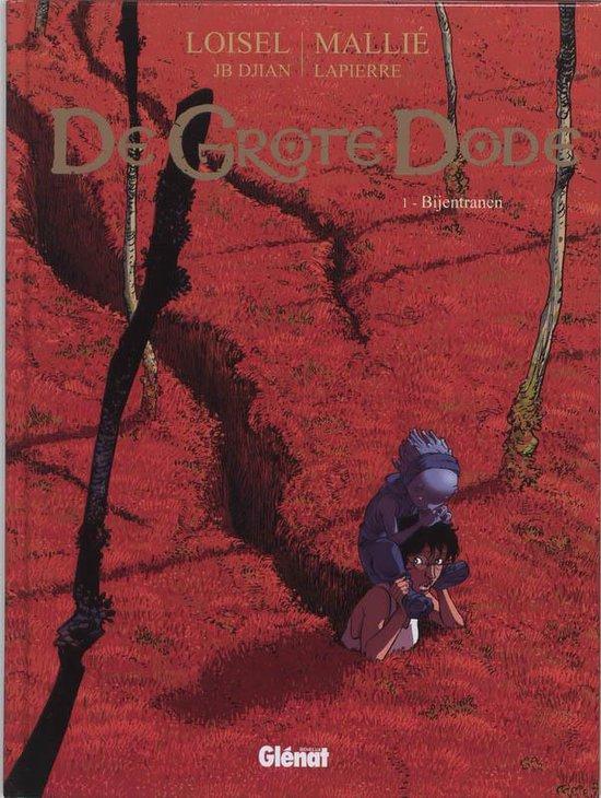 Cover van het boek 'De grote dood / 1'