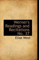 Werner's Readings and Recitations No. 37