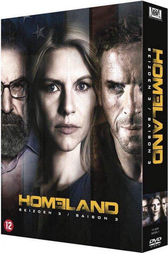 Homeland - Seizoen 3 - Tv Series