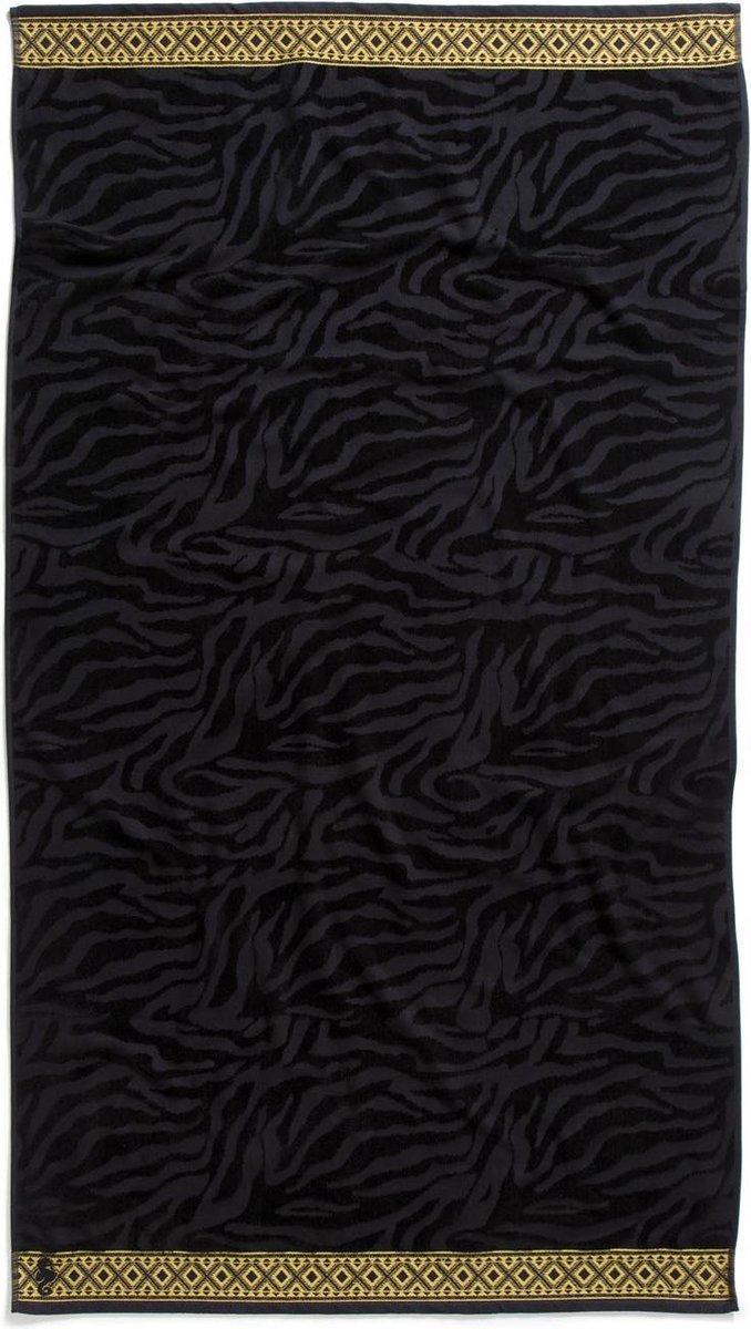 Seahorse Masai Strandlaken - 100x180 cm - Black