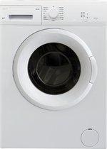 WLA 6WM1000M - Wasmachine - A++ -1000 Toeren - 6kg - 15 wasprogramma's -