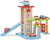 New Classic Toys - Parkeergarage met etage