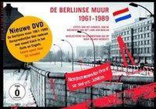 De Berlijnse Muur 1961 - 1989 - none |