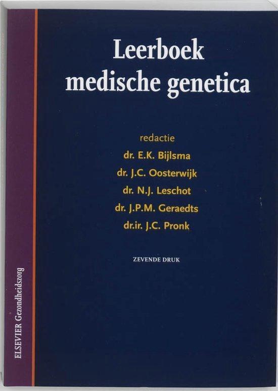 Leerboek medische genetica - none |